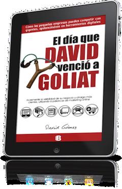 El día que David venció a Goliat (digital)