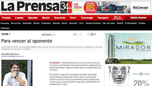 La Prensa Panamá